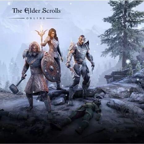 מדריך התקנה ל-The Elder Scrolls
