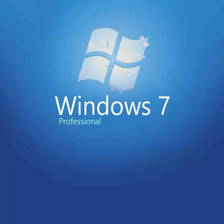 מדריך התקנת Windows 7