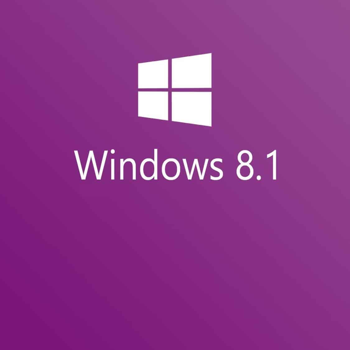 מדריך התקנת Windows 8.1