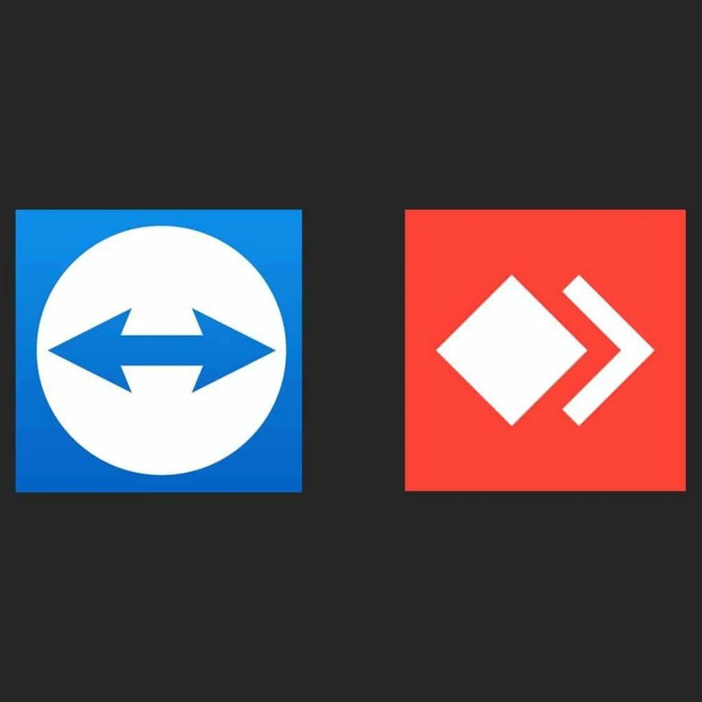 מדריך התקנת Anydesk ו-TeamViewer
